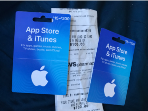 How to trade itunes gift card big codes for bitcoin