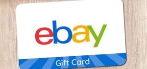 Sell Ebay Gift Card For Vodafone